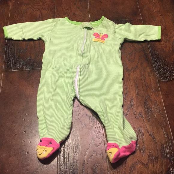 Zipper footed pajama sleeper 265067422